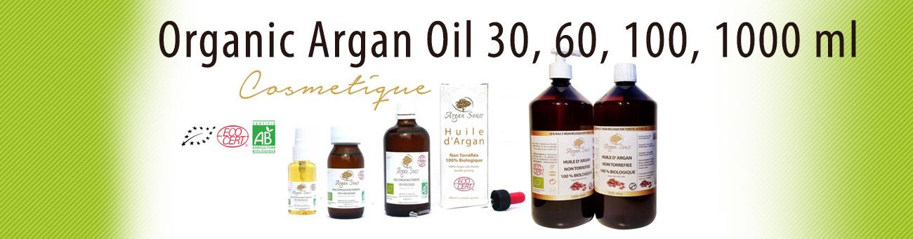 VEGETABLE ORGANIC OILS