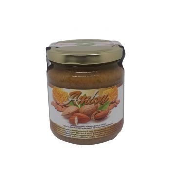 ALMOND PASTE amlou SPREADS HONEY ARGAN 210 GR