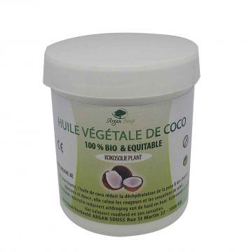 HUILE VEGETALE DE NOIX DE COCO BIO 100 gr