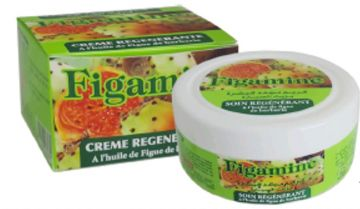 crème régénérante à l'huile de Figue de Barbarie 100ml FIGAMINE