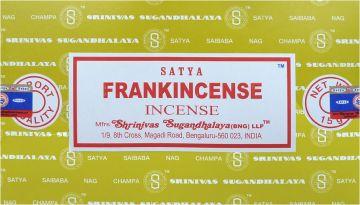Encens satya frankincens 15g