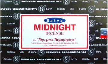 Encens Satya Midnight 15g