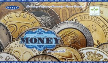 Encens satya money 15g