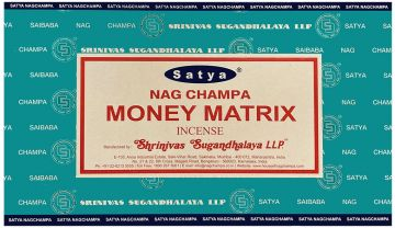 Encens Satya Money Matrix 15g
