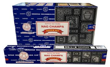 Encens Satya Nag Champa & Super Hit 15 gr