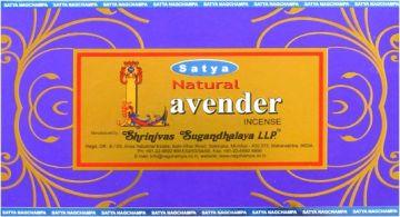 Encens Satya Natural Lavande 15g
