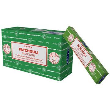 Encens Satya Patchouli 15 gr