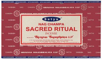 Encens Satya rituel sacre 15 gr