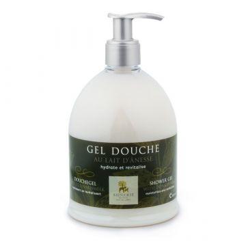 Shower Gel donkey milk 500ml