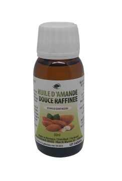 SWEET ALMOND OIL 60 ML Plantil