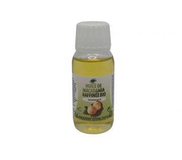 Huile de Macadamia Bio 60 ml