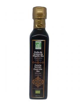 Huile de Graines de Nigelle vierge Bio 250 ml