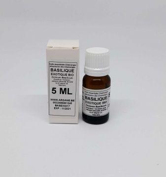 Huile essentielle de basilic exotique 5 ml