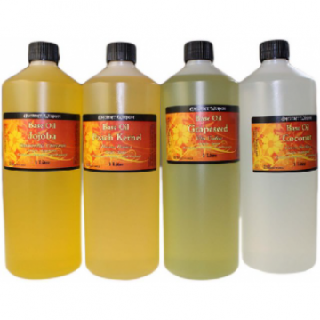 SWEET ALMOND OIL VIRGIN 1000ML