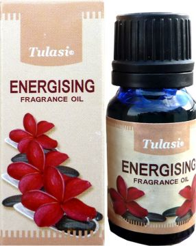 Huile parfumée tulasi énergisante 10mL