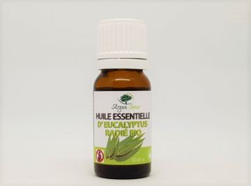ESSENTIAL OIL EUCALYPTUS BIO GLOBULUS 20 ML