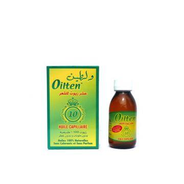 OILTEN HAIR OIL 10 OIL 125ML