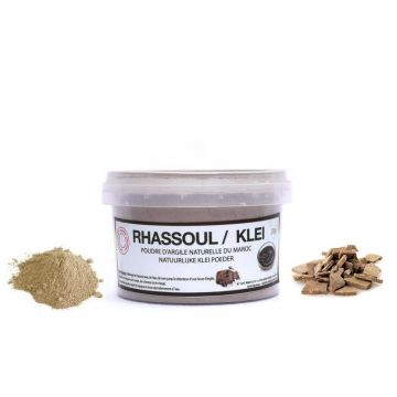 CLAY GHASSOUL RHASSOUL POWDERS 250 GR.