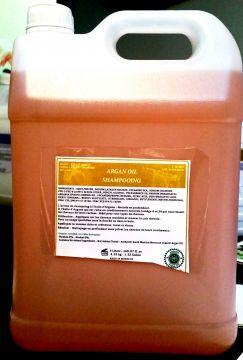 SHAMPOO ARGAN OIL 250ML (Plantil-Al Hourra)