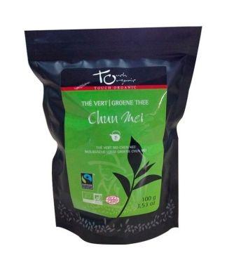 Thé vert Chun Mei – 100g – Bio & Fair trade