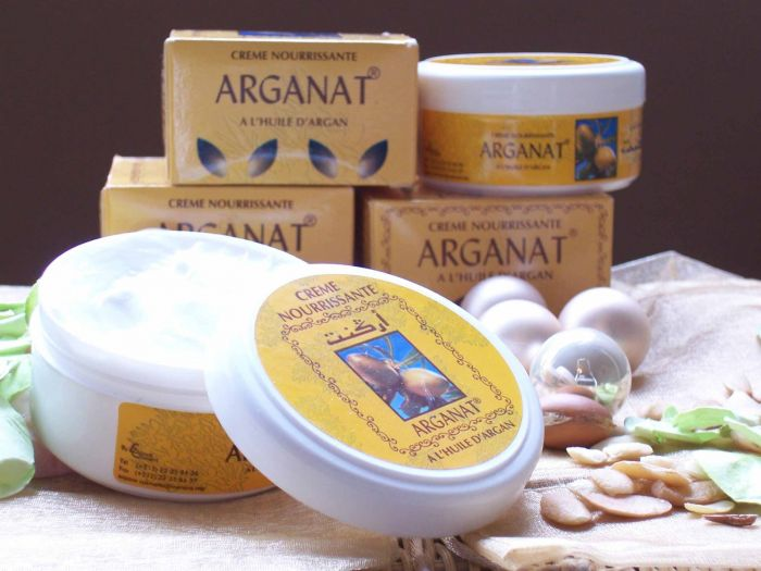 CREAM OIL OF ARGAN 100 GR ARGANAT