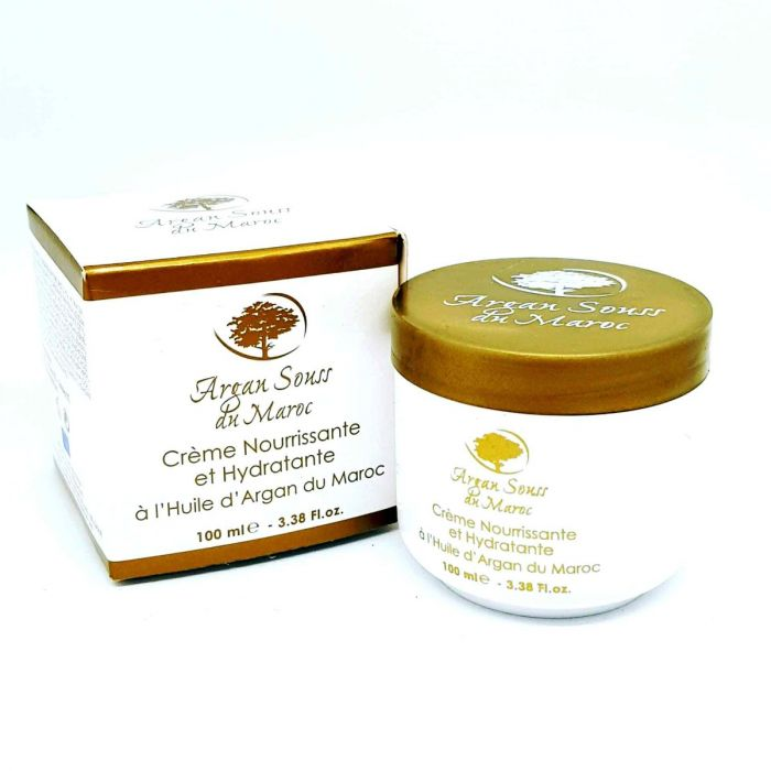 2 + 1 FREE CARE CREAM ARGAN SOUSS 100 ML
