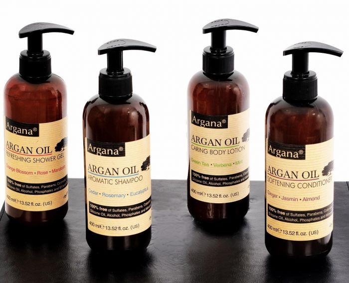 Lait corporel a l' huile d' argan argana 40ml (azbane)