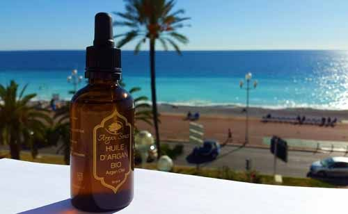 ORGANIC ARGAN OIL ARGAN SOUSS 50ML (golden)