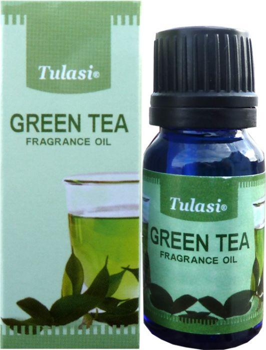 Huile parfumée tulasi thé vert 10mL