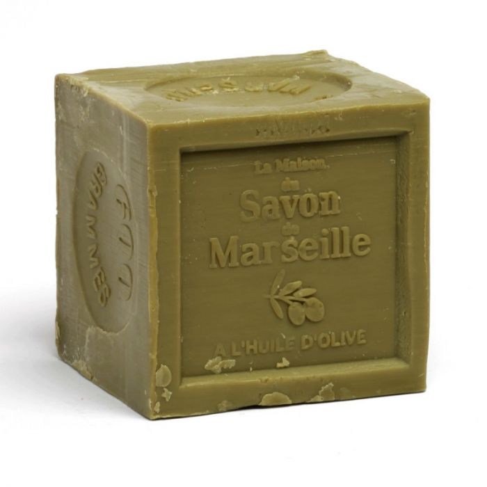 MARSEILLE SOAP IN CUBE 72% OLIVE OIL 300GR