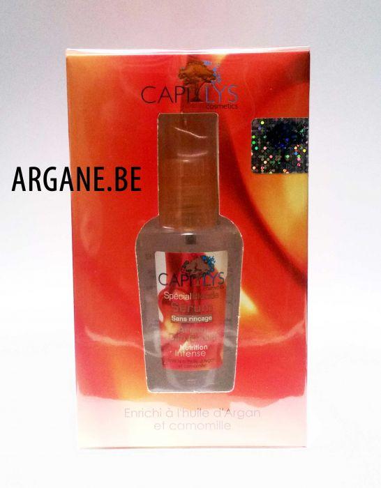SERUM CAPILLAIRE BLONDE CAPILYS A L' ARGAN 30 ml