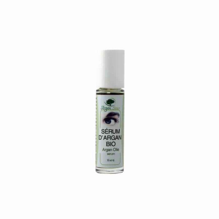 Organic serum Contour of the eyes argan 10ml Roll one
