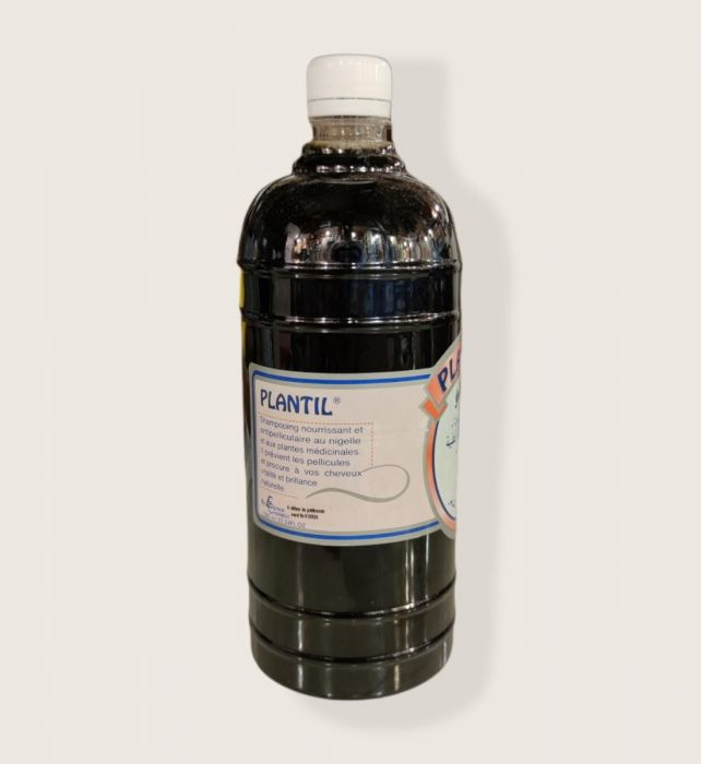 Shampooing à l'huile de Nigelle 1000ml. PLANTIL