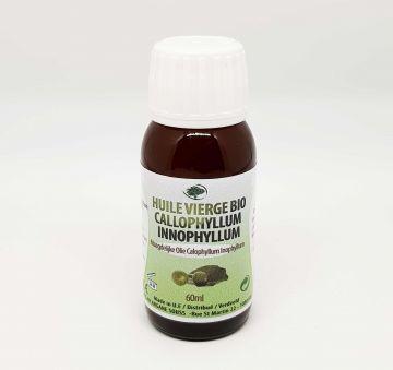 Huile vegetale de Calophylle Inophylle Bio 60ml