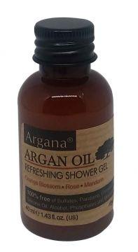 Gel douche à L'huile d'argan 40ml