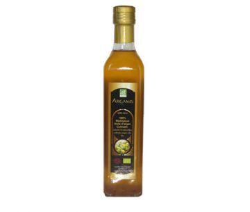 HUILE D' ARGAN BIO ALIMENTAIRE ARGAMIS 500 ml