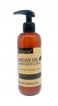 Lait corporel a l' huile d' argan argana 400ml (azbane)