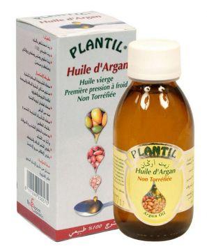 HUILE D' ARGAN COSMETIQUE PLANTIL 125 ml