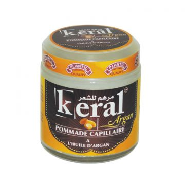 Pommade Capillaire Huile d'Argan 100 ml Keral