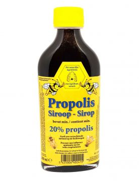 Sirop à la propolis 20% 200 ml