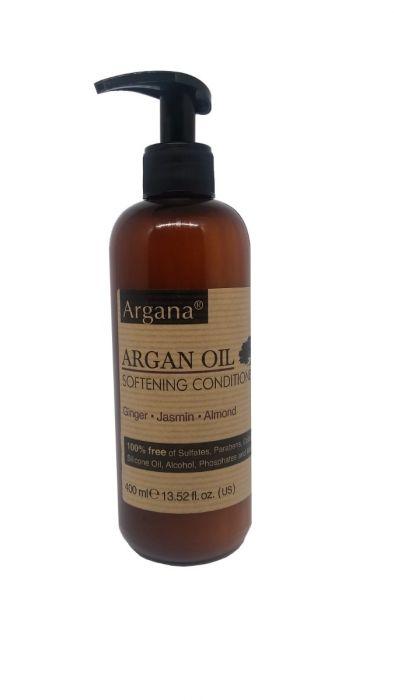 adoucissant à l' huile d' argan bio 400 ml Après shampoing à l' argan 400 ml