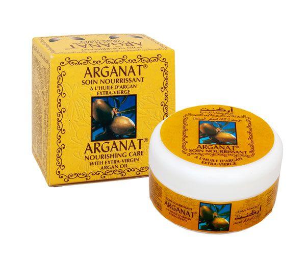 creme arganat a l' huile d' argan 100 gr
