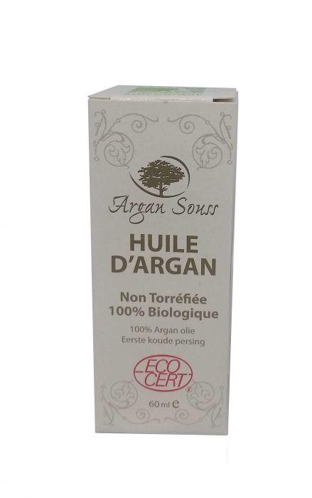 HUILE D' ARGAN COSMETIQUE vierge Bio 60 ml