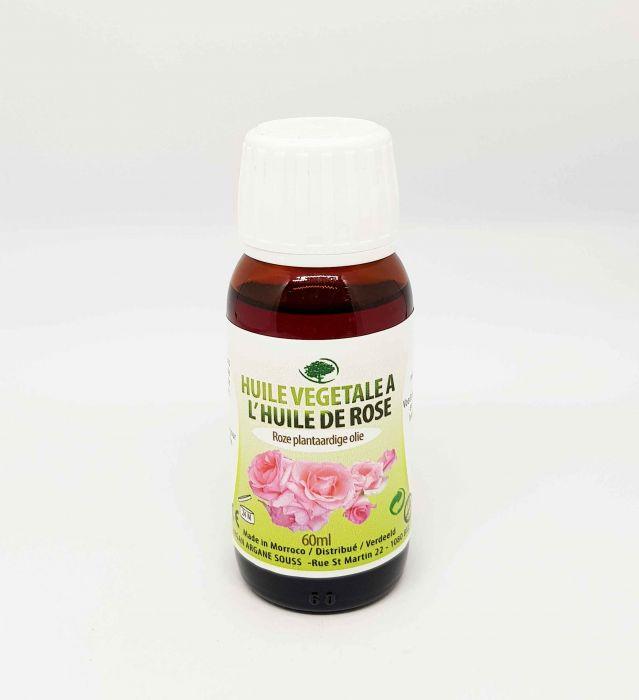 HUILE VEGETALE DE ROSE 60 ML