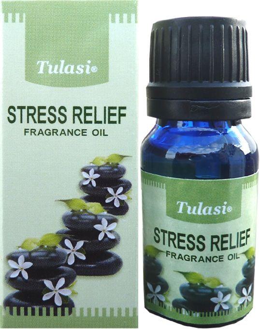 Huile parfumée tulasi anti-stress 10mL