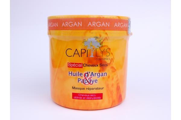 MASQUE CAPILYS RÉPARATEUR ARGAN 830 gr