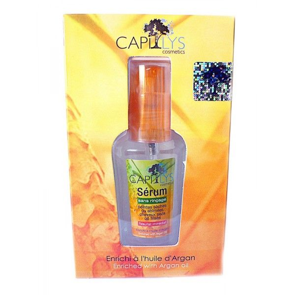 SERUM CAPILLAIRE CAPILYS A L' ARGAN 30 ml