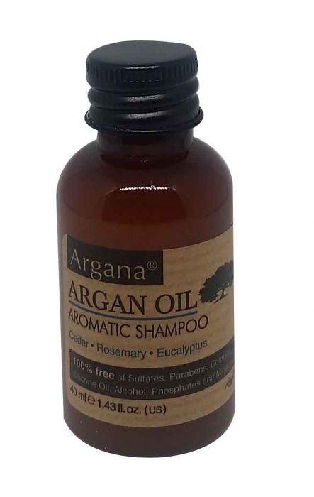 Shampoing aromatique argana 40ml (azbane)