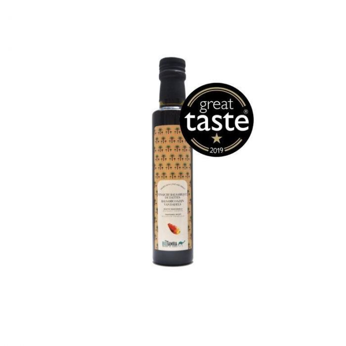 Vinaigre balsamique de dattes Bio – 250ml