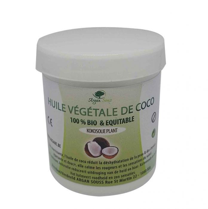 BEURRE DE NOIX DE COCO BIO 100 gr